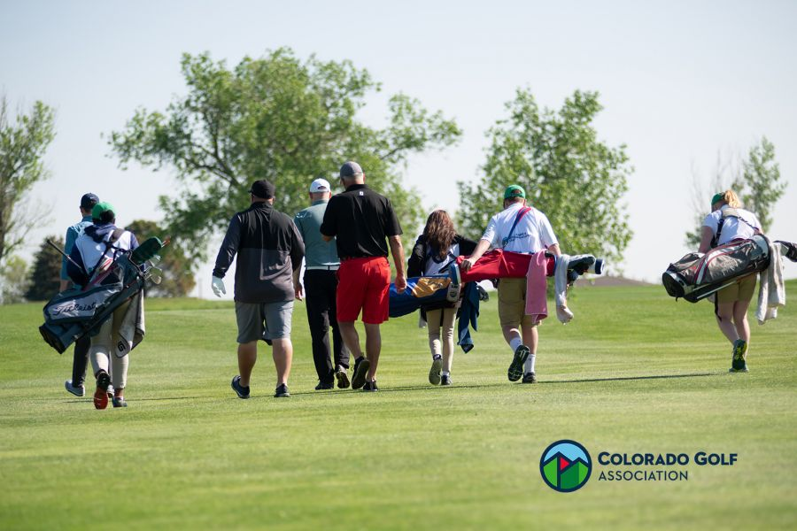 Proud Home of theColorado Golf Association (CGA)