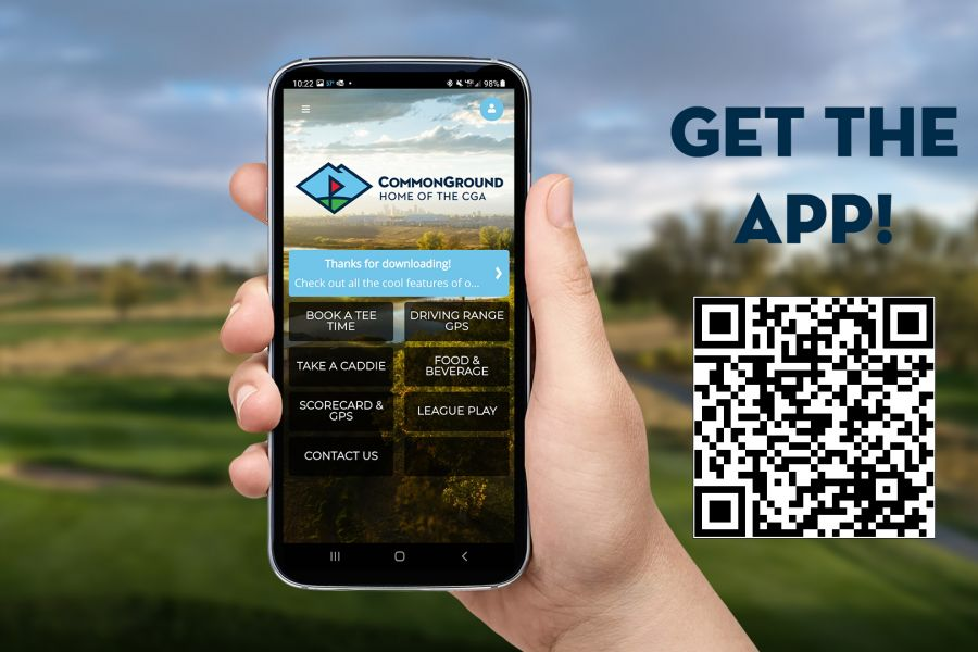 Download the new CommonGround App!